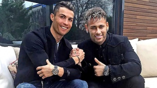 Neymar quiere tener como compañero a Cristiano Ronaldo en el PSG