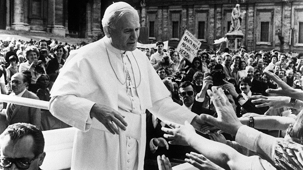 Juan Pablo II murió el el 2 de abril de 2005 (AFP)