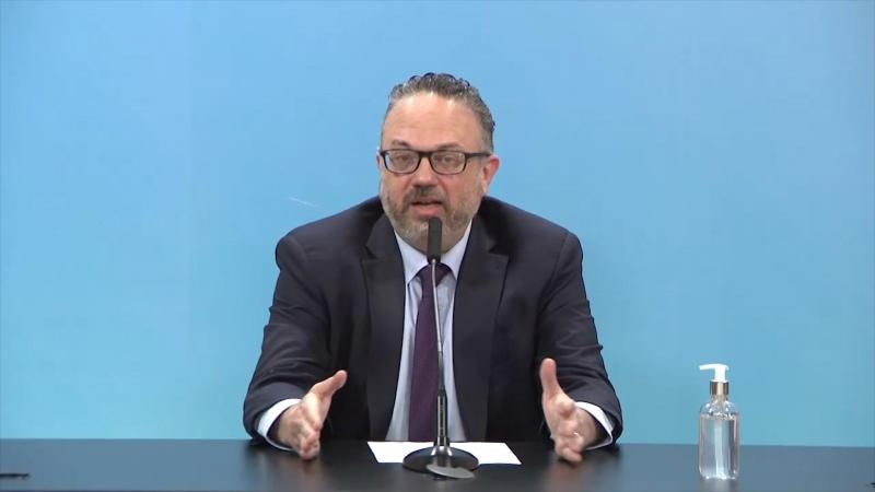 """Kulfas afirmó que """"se está evaluando"""" modificar la prohibición de despidos y la doble indemnización"""