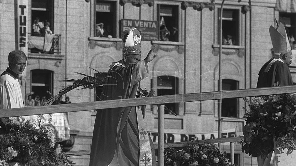 Se estima que cinco millones de personas escucharon el mensaje papal en sus seis días de visita.