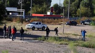Retomaron con máquinas y perros adiestrados la búsqueda de Abigail en Mendoza