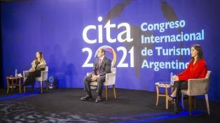 Comenzó el Congreso Internacional de Turismo Argentino, con más de 4 mil inscriptos