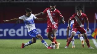 Argentinos Juniors perdió ante la Universidad Católica de Chile