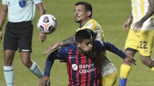 San Lorenzo cayó ante  Central  en el Nuevo Gasómetro y quedó fuera de la clasificación