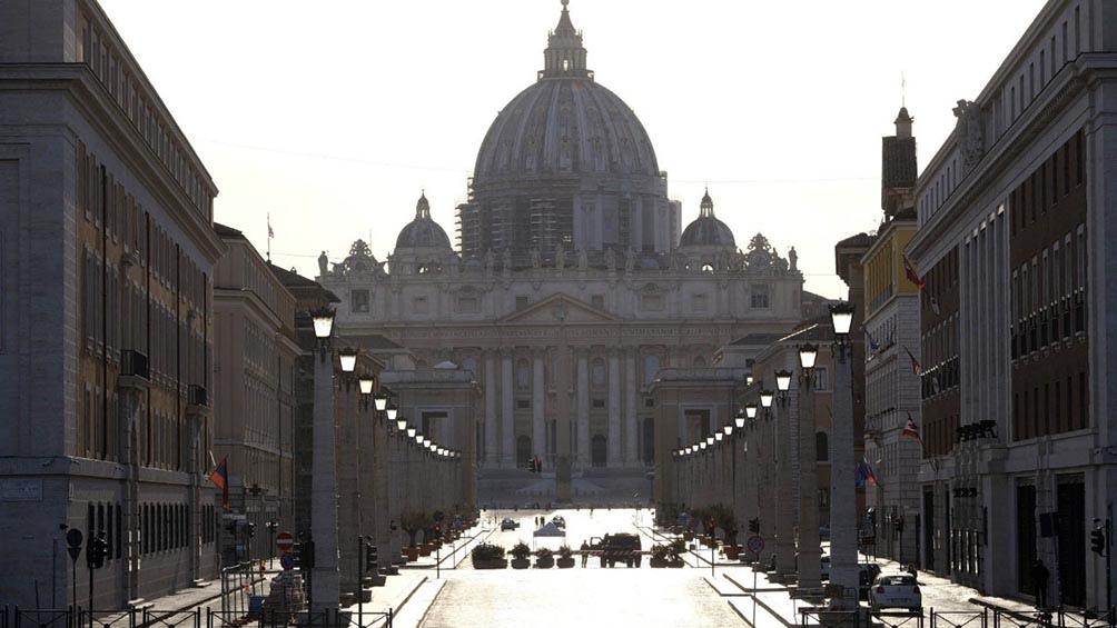 """Francisco sostuvo que algunos religiosos ya """"preparaban el cónclave"""" para elegir a su sucesor."""