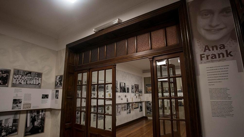 El Centro Ana Frank Argentina impulsa junto con Eudeba la nueva edición del Diario.