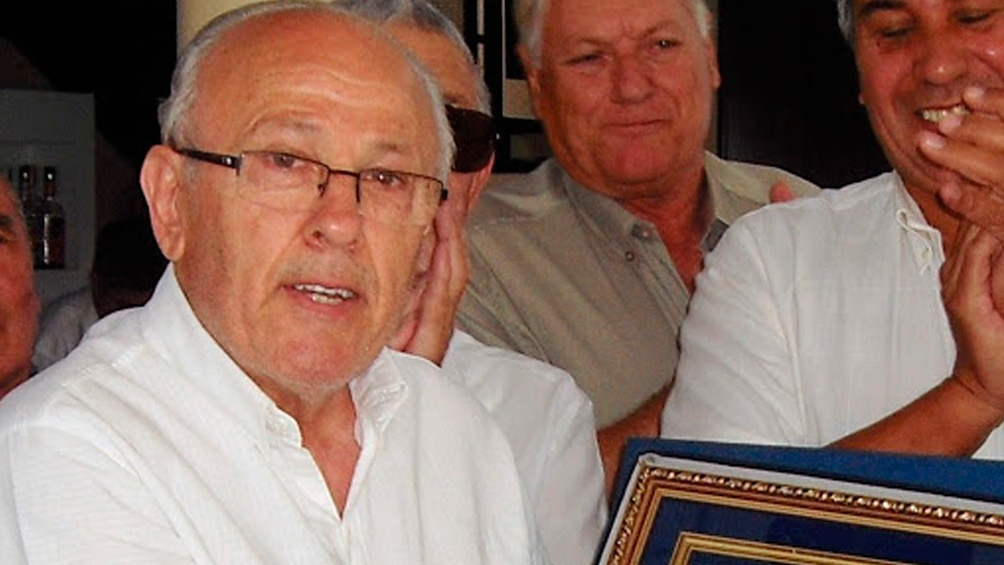 Piccini tenía 78 años y estaba internado en un geriátrico.