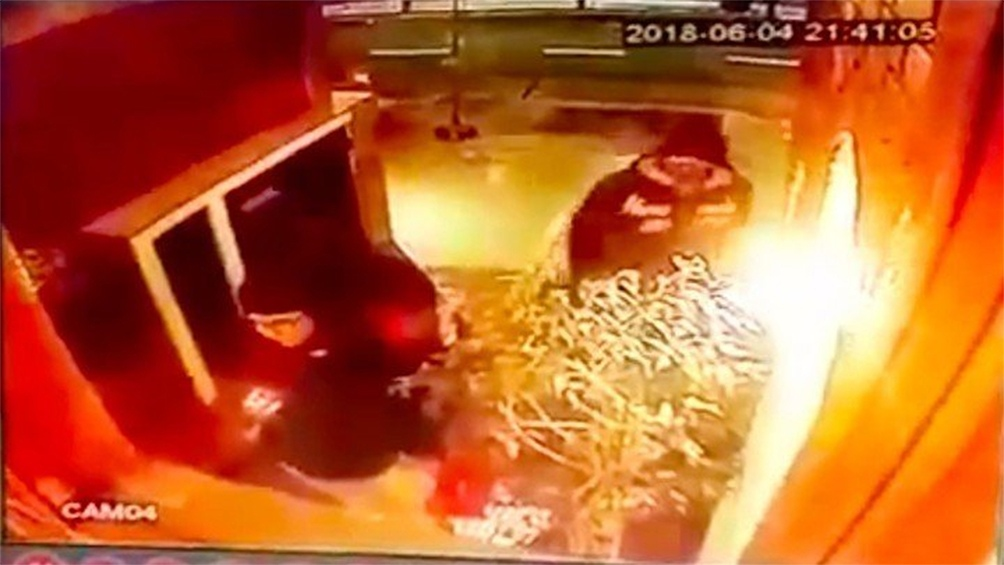 Los videos de las cámaras de seguridad complican a la abogado Bonanno.
