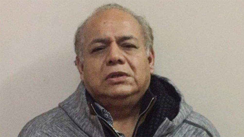 Rodrigo Alexander Naged Ramírez, el narco colombiano-mexicano que fue acribillado junto a su hijo.