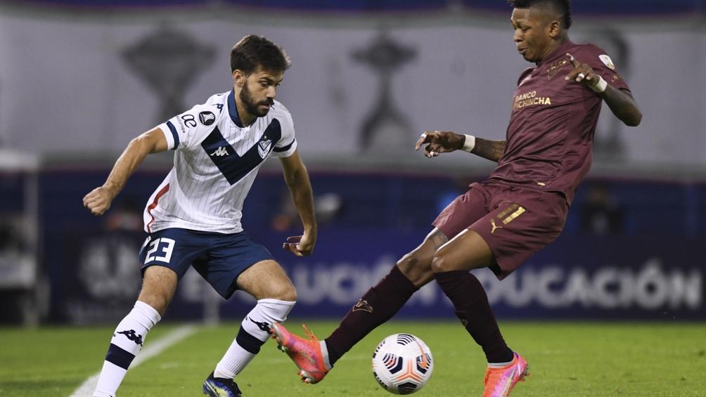 Vélez ganó 3 a 1.