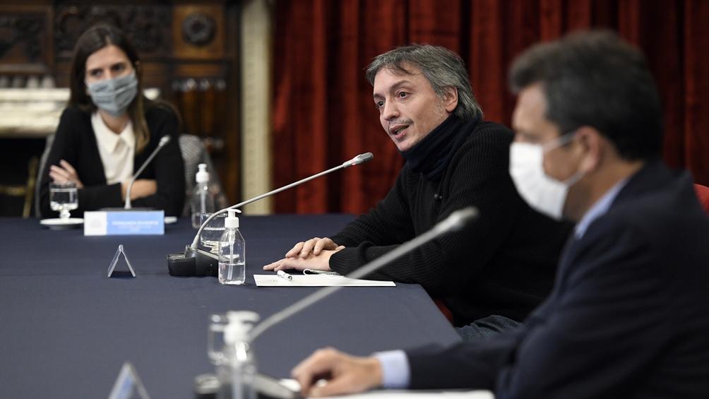 """Para Kirchner """"este proyecto sirve para mejorar la calidad de vida a los argentinos y argentinas."""