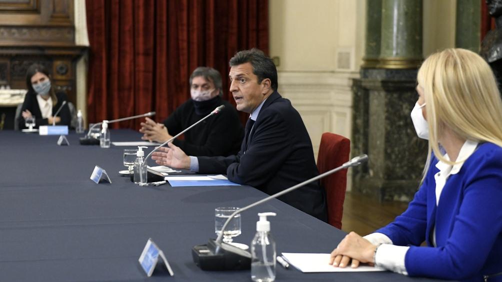 Máximo Kirchner presentó un proyecto que beneficia a más de 3 millones de personas.
