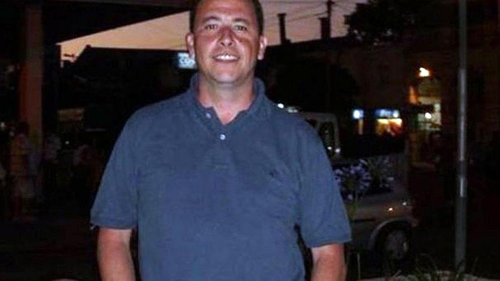 Sergio Atilio Valenzuela, de 51 años, era oficial primero de la Policía de la Ciudad.