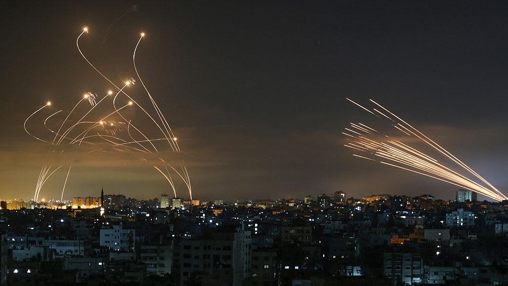 Las hostilidades son las más graves desde una gran ofensiva israelí contra Hamas en Gaza en 2014