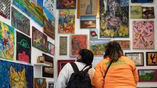 """""""Vamos con todo"""", una muestra que busca potenciar el rol inclusivo del arte desde la periferia"""