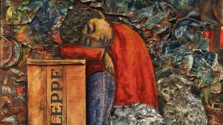 """""""Juanito Dormido"""" de Antonio Berni se vendió en Nueva York en 441 mil dólares"""