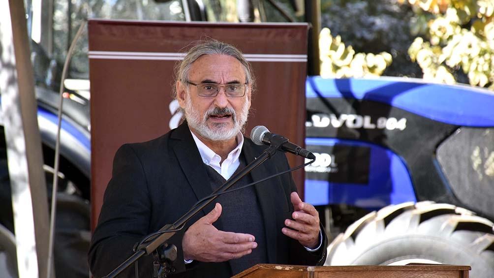"""Basterra sostuvo que de conseguirse los objetivos respecto de los valores de la carne """"se va a rever"""" la limitación en comercio exterior"""