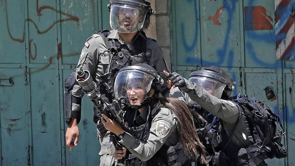 Mucha de la violencia está concentrada ahora en las ciudades del sureste de Tel Aviv, Ramla y Lod.