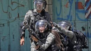 La represión y la violencia alcanzan también a Cisjordania