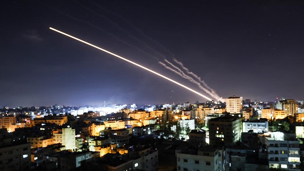 La operación militar iniciada el lunes por Israel ya dejó al menos 139 muertos y 1.050 heridos.