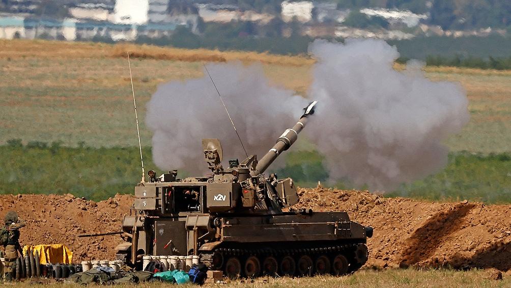 Alto el fuego entre Israel y Hamas.