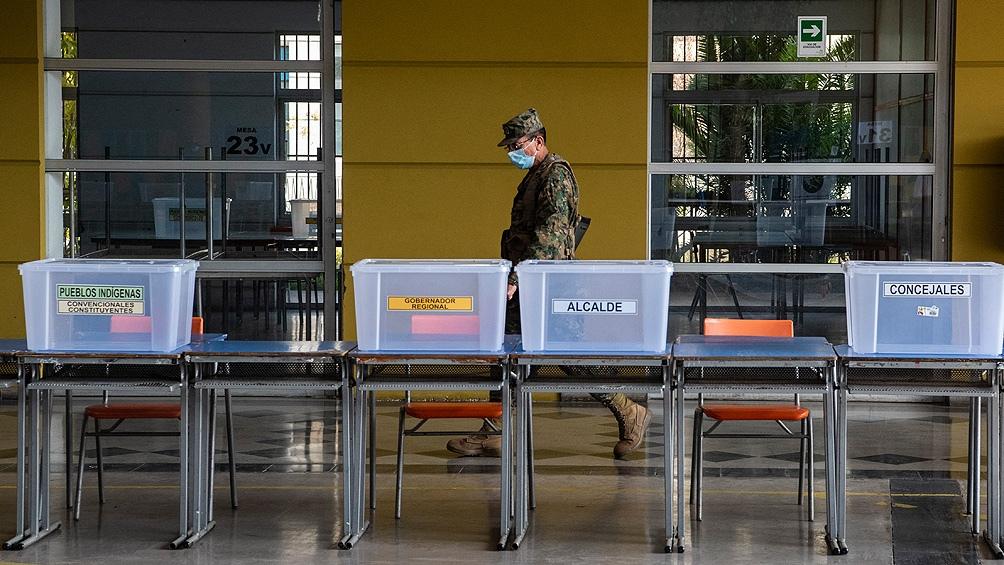 14 millones de chilenos concurrirán a votar en este fin de semana.