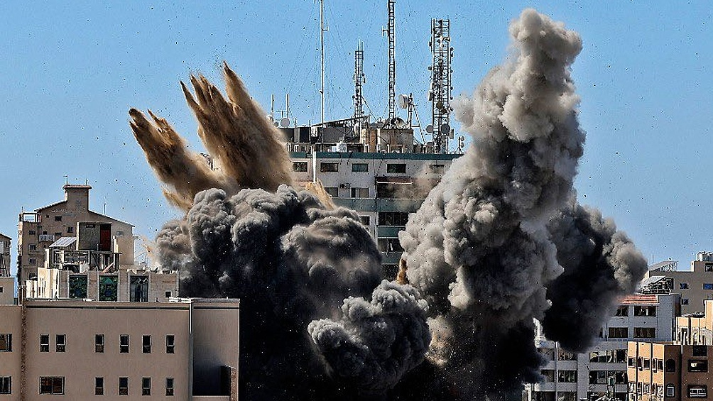 En medio de esta tensión, llegó a la zona el alto responsable del Departamento de Estado norteamericano para los asuntos israelíes y palestinos, Hady Amr.