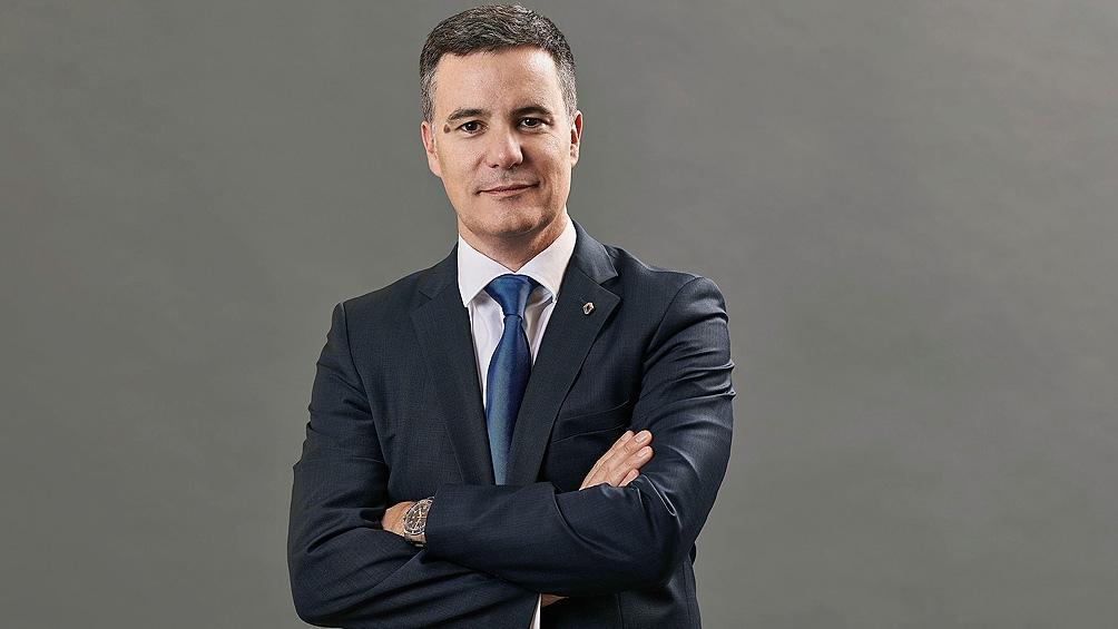 Pablo Sibilla, presidente de Renault Argentina.