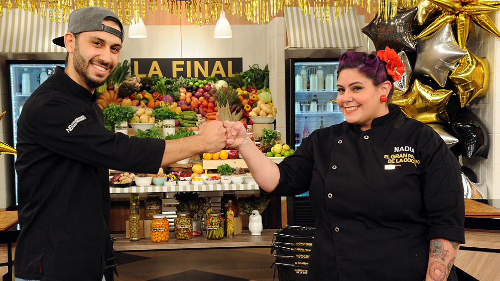 """""""El gran premio de la cocina"""" define quién gana el premio de $400.000"""
