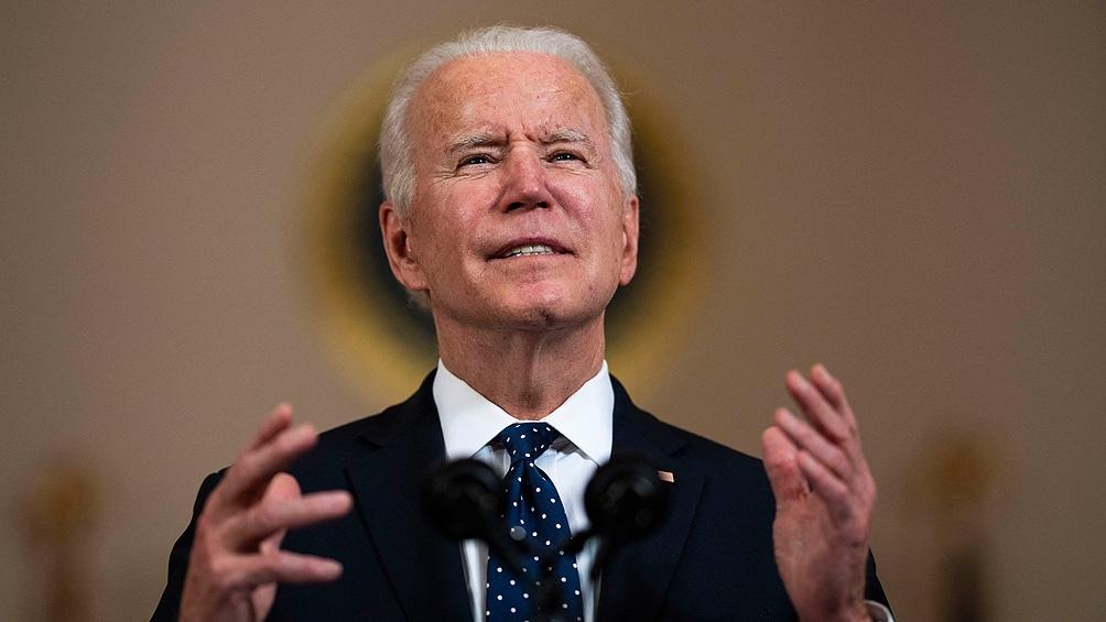 Tras meses de promesas, el Gobierno de Joe Biden informó que distribuirá en el mundo 80 millones de dosis.