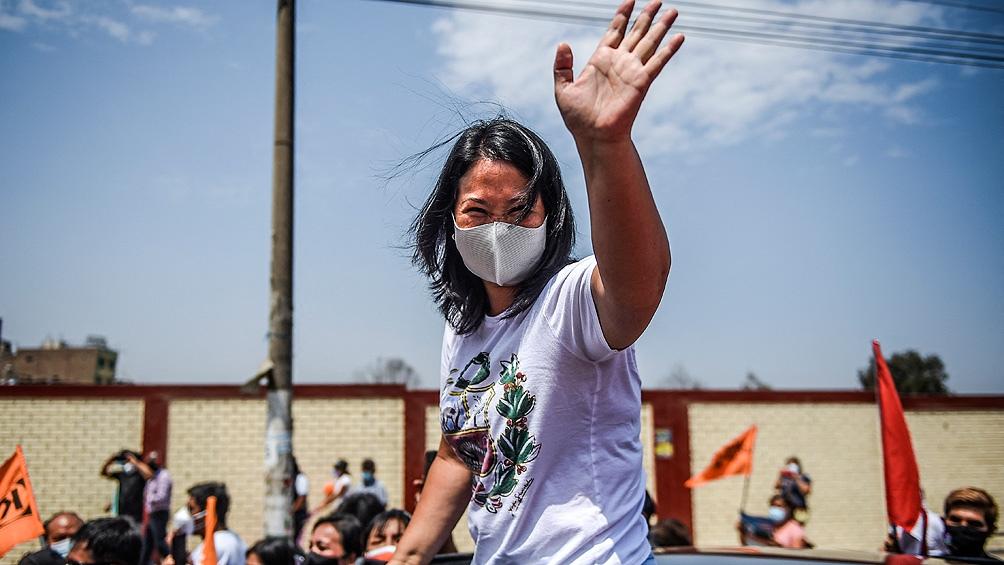 La gran incógnita es si Fujimori aceptará una proclamación oficial del pleno del jurado a favor de Castillo.