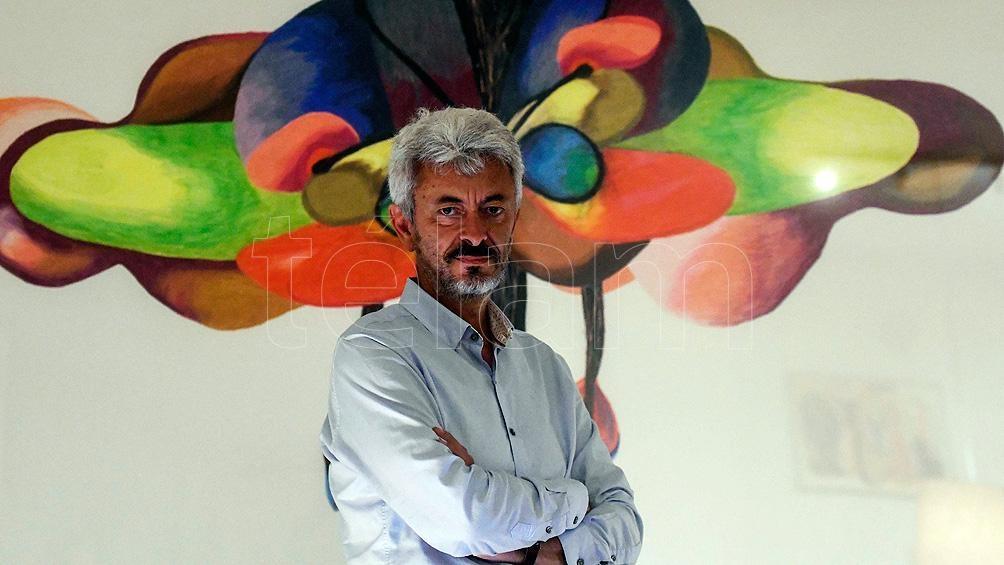 """El autor de  """"La jaula de los onas"""", que acaba de publicar el sello Alfaguara."""
