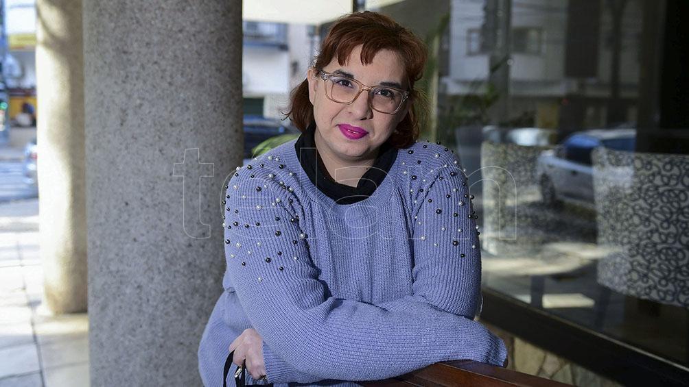 Micaela Rodríguez decidió no enviar los hijos al colegio para evitar los contagios.
