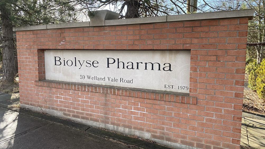 Biolyse Pharma, una empresa canadiense que se especializa en medicamentos inyectables