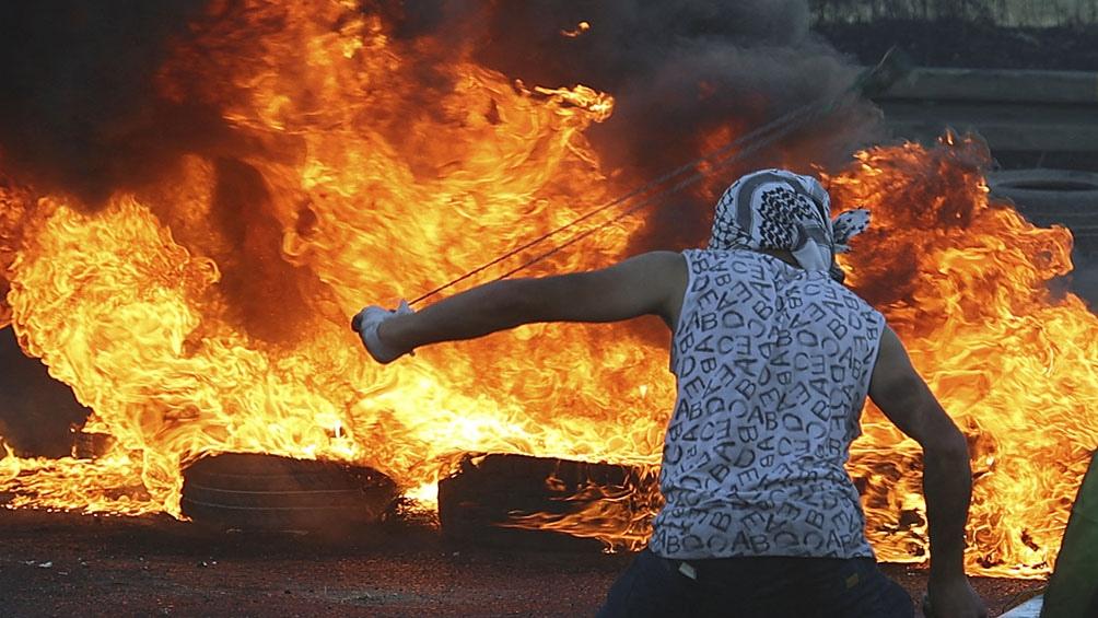 Los ataques a los civiles palestinos no cesan.