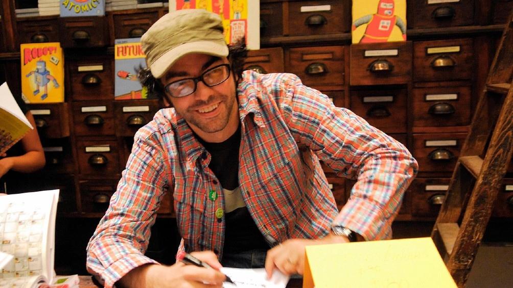 El dibujante Liniers