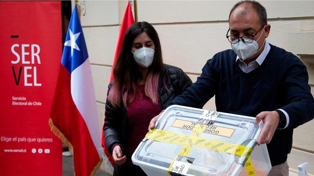 Las elecciones generales se realizarán el próximo 21 de noviembre.