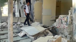 Médicos Sin Fronteras denunció el ataque israelí sobre un hospital en Gaza