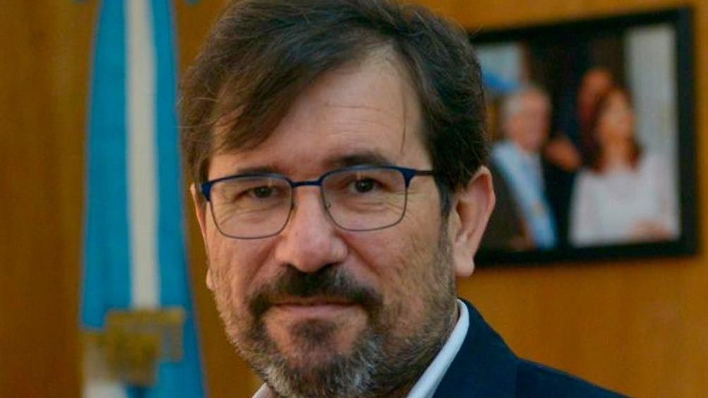 El economista Marcelo Alós es economista y actual secretario de Alimentos, Bioeconomía y Desarrollo Regional del Ministerio de Agricultura, Ganadería y Pesca de la Nación.