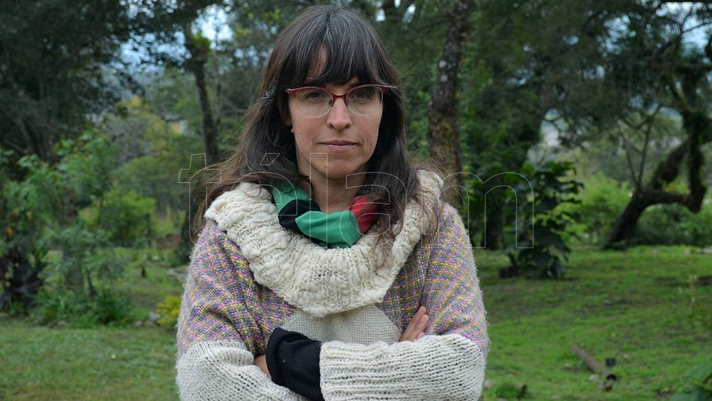 María José Castillo es directora de Arraigo Rural y Tierras Agropecuarias.