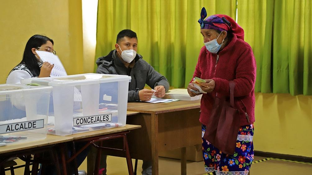 Los candidatos independientes fueron la sorpresa de la elección