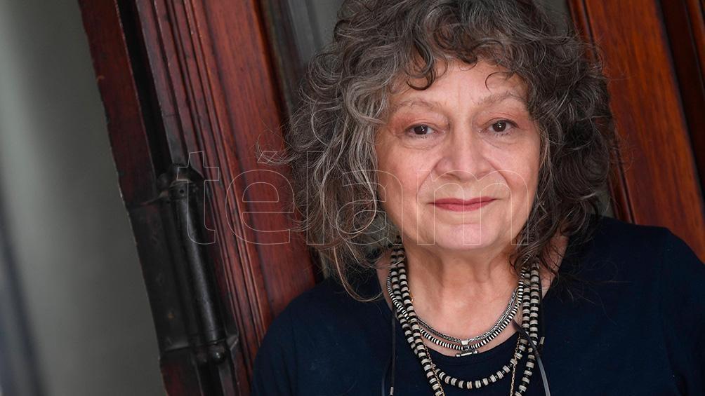 Segato. Nacida en Buenos Aires en 1951, la dictadura la empujó muy joven al exilio.