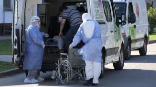 Nuevo récord de casos: 41.080 personas fueron reportadas con coronavirus