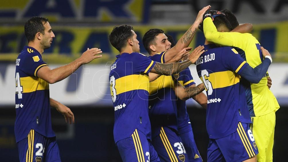 """""""No tengo dudas que tenemos el mejor equipo del país"""", expresó Riquelme."""