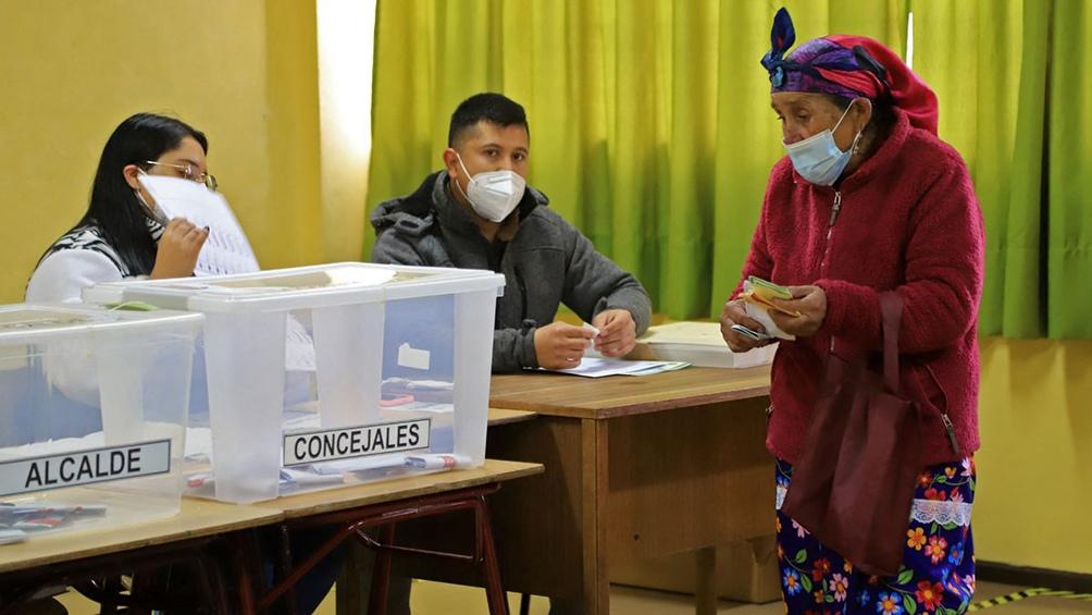 Participó el42,5% del padrón, con 6.334.581 votos emitidos.