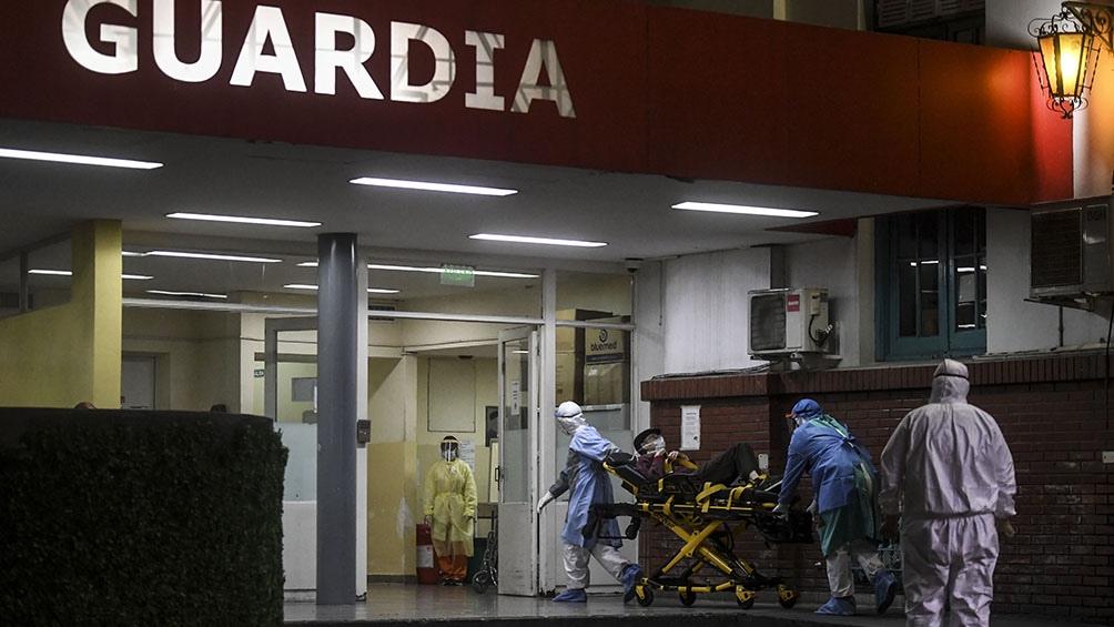 La ciudad de Buenos Aires registró 2.951 nuevos contagios y 62 fallecidos en las últimas 24 horas.
