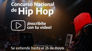 Lanzan la convocatoria para participar del primer concurso nacional de hip hop