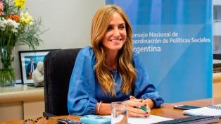 """Victoria Tolosa Paz: """"Hay que contar qué venimos a hacer pero también tener memoria"""""""