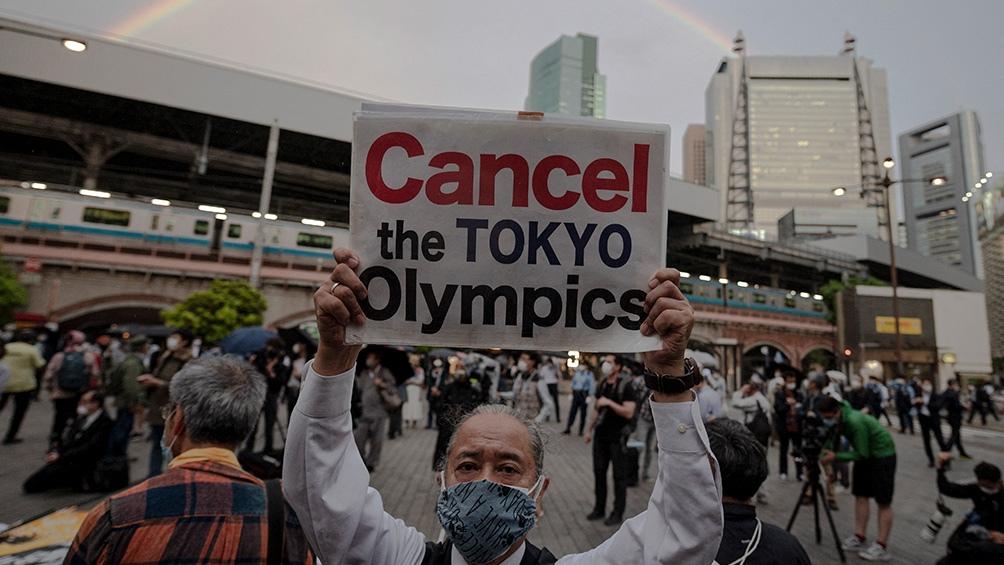Los organizadores de los Juegos Olímpicos están