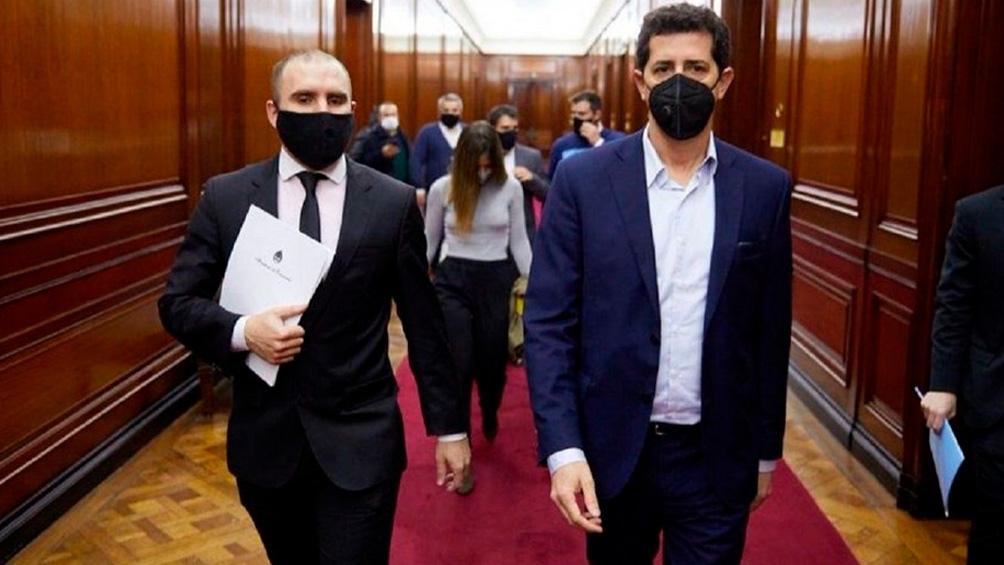De Pedro y Guzmán reciben a Rodríguez Larreta para discutir los fondos para Seguridad